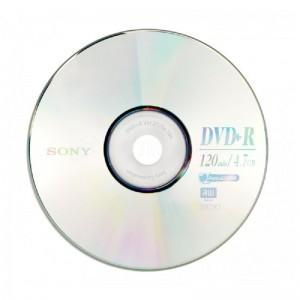 DVD+R SONY 4.7Go