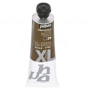 Tube peinture à huile PEBEO Fine Xl Ombre Naturelle 37 ml