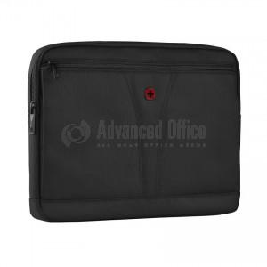"""image. Etui de protection pour Tablette SWISSGEAR-WENGER 10"""" à fermeture Zip, Noir  -  Advanced Office"""