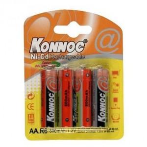 Pile rechargeable KONNOC R20 8000mAh