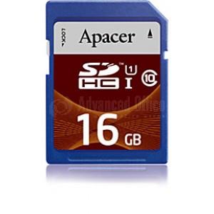 Carte mémoire SD APACER 16Go