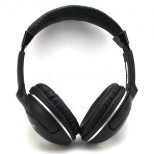 Casque Microphone sans fil A4TECH BH-500 Bluetooth 3.0 Rechargeable Noir