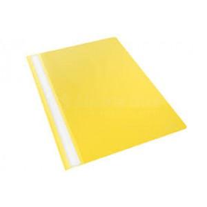 Chemise à lamelle ESSELTE jaune