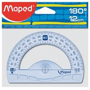 Rapporteur MAPED 180° 12 cm