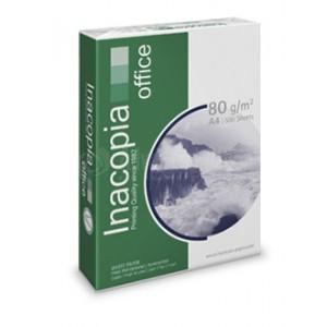 Rame de papier INACOPIA office A3 80g/m² Extra blanc