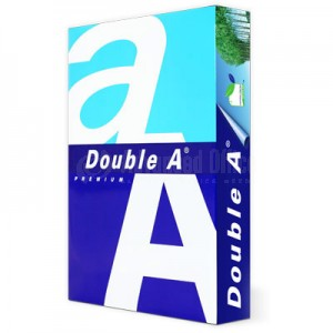 Rame de papier Extra Blanc double A A4 1er choix 80g