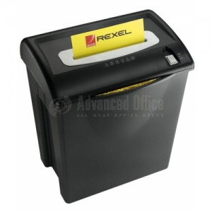 Destructeur de documents REXEL V120 Coupe Droite