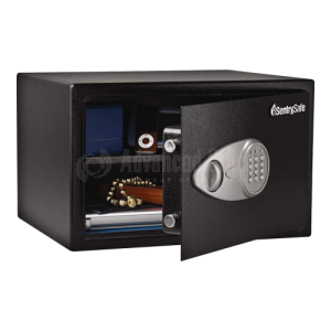 Coffre fort SENTRY SAFE à clé et code numérique X125 27.0x43.0x37.0Cm 36.3L