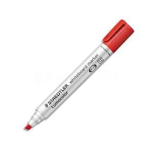 Marqueur pour tableaux blancs STAEDTLER Lumocolor 351 B Coupé Rouge