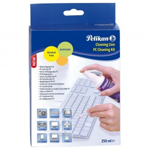 Kit de nettoyage PELIKAN pour PC