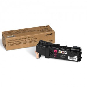 Toner XEROX 6500 Magenta pour Phaser 6500/WorkCentre 6505