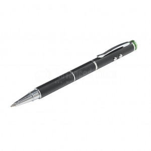 Stylet 4 en 1 LEITZ (stylo + stylet + pointeur laser+ lamp LED) Noir  -  Advanced Office