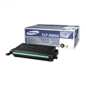 Toner SAMSUNG K660a Noir pour CLP-610/CLP-660/CLX-6200/CLX-6210/CLX-6240