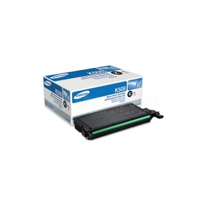Toner SAMSUNG CLT-K508 Noir pour CLP-620ND/670/CLX-6220FX
