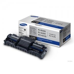 Toner SAMSUNG D119s Noir pour ML-1610/1615/1620/1625, ML-2010/2015/2020/2510/2570/2571, SCX-4321/4521