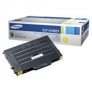 Toner SAMSUNG 510D2Y Yellow pour CLP-510 series