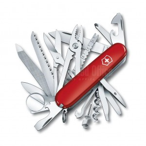 Couteau Suisse VICTORINOX Swiss Champ Rouge