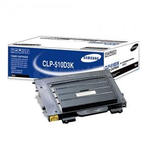 Toner SAMSUNG 510D3K Noir pour CLP-510 series