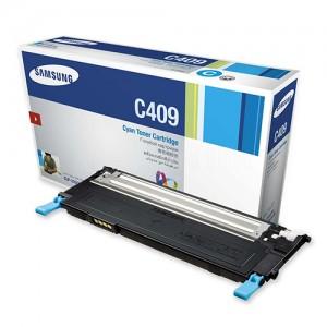 Toner SAMSUNG C409s Cyan pour CLP-315/CLX-3175