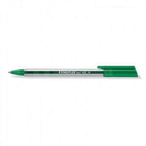 Stylo STAEDTLER Stick 432M vert