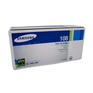 Toner SAMSUNG  D108s Noir pour ML-1640 / ML-2240