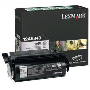 Toner LEXMARK Noir pour Optra T 610/614/616/710/717/612