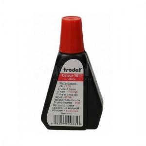 Encre à tampon TRODAT Rouge