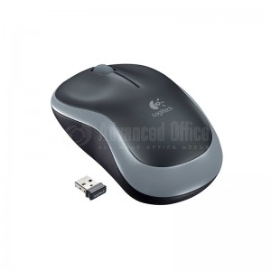 Souris sans fil LOGITECH M185 USB Grise  -  Advanced Office