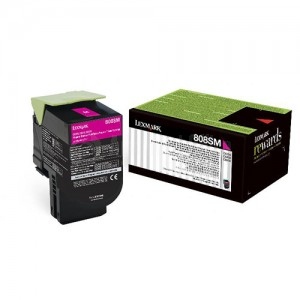 Toner LEXMARK 808s Magenta CX310/CX410/CX510