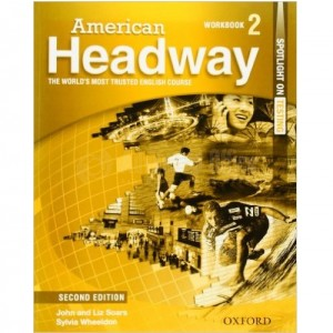 Livre American Headway Second Edition 2 Workbook
