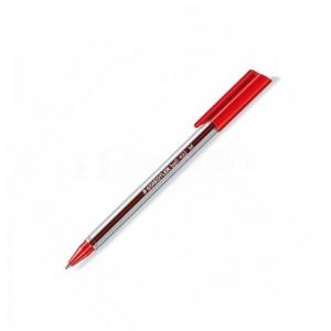 Stylo STAEDTLER Stick 432M rouge