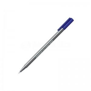 Stylo STAEDTLER Triplus Fine Liner bleu