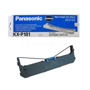 Ruban PANASONIC pour imprimantes KX-P181