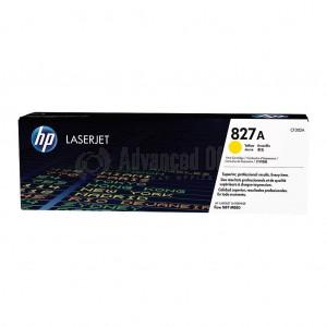 Toner HP LaserJet 827A Yellow pour M880z/M880z+/ M880z+ NFC