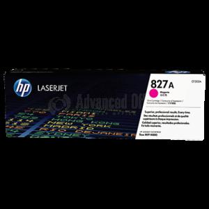 Toner HP LaserJet 827A Magenta pour imprimante M880z/M880z+/ M880z+ NFC