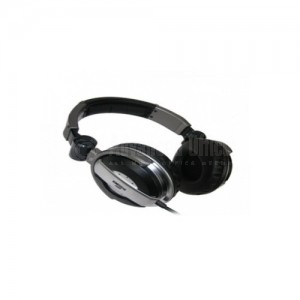 Casque SONICGEAR HP-800 Noir  -  Advanced Office