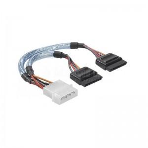 Câble d'alimentation IDE/ 2 SATA (Y)