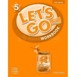 Livre OUP oxford let's go 4th edition 5 workbook