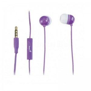 Ecouteur GENIUS HS-M210 Violet  -  Advanced Office