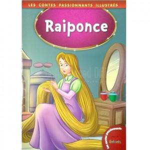 """Livre Badr Kids Les contes passionnants pour enfants """"Raiponce"""""""