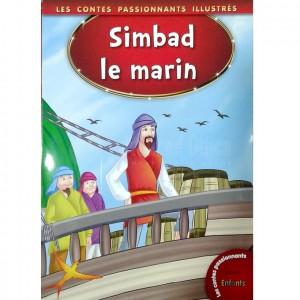 """Livre Badr Kids Les contes passionnants pour enfants """"Simbad le marin"""""""