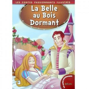 """Livre Badr Kids Les contes passionnants pour enfants """"La Belle au Bois Dormant"""""""