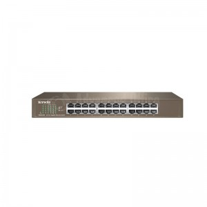 Switch TENDA TEG1024D, 24 ports Gigabit 48Gbps