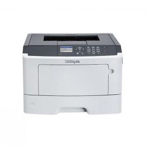 Imprimante Laser LEXMARK MS510DN, Monochrome, A4, 42ppm, Recto-verso, USB, Réseau