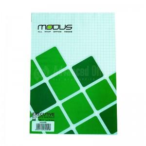 Bloc notes MODUS A4 Piqué Quadrillé