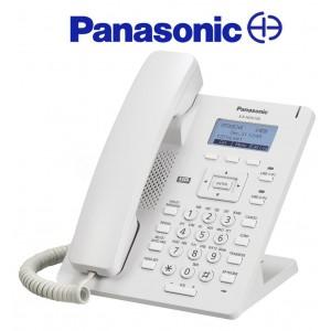 Téléphone IP PANASONIC KX-HDV130X PoE Blanc