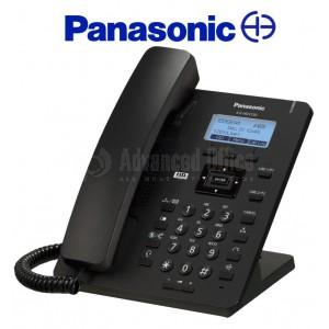 Téléphone IP PANASONIC KX-HDV130XB PoE Noir