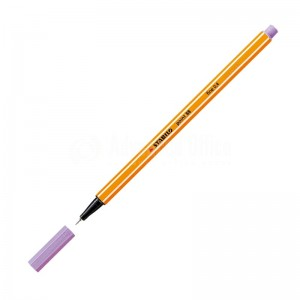 Stylo STABILO Point 88 Fine violet clair