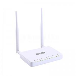 Routeur sans fil TENDA N300, 3G/4G LTE/ VoLTE, 2 Antennes externes, 4 Ports