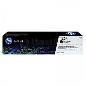 Toner HP 126A Noir pour CP1025/M175, Advanced Office